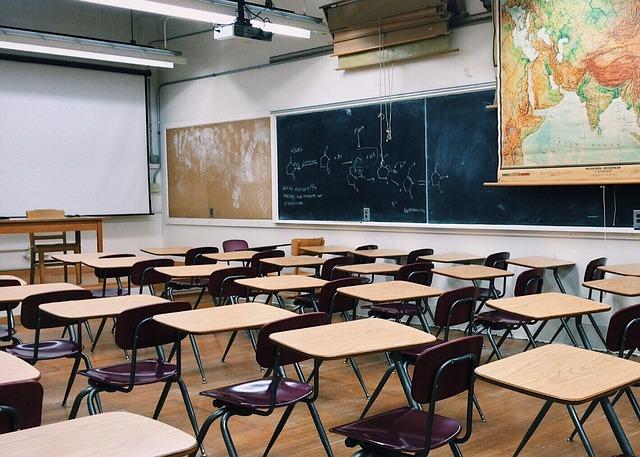 tabule ve třídě