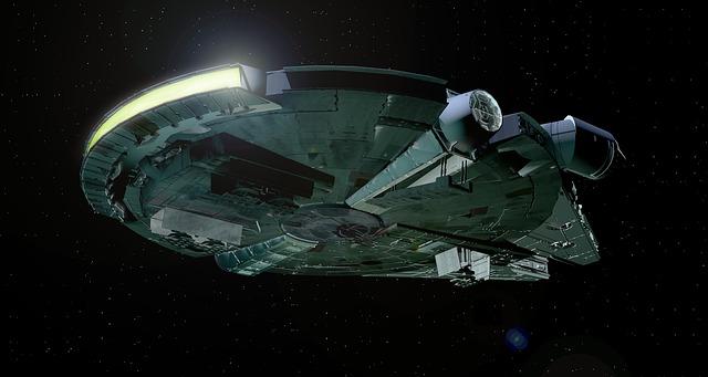 loď Milenium