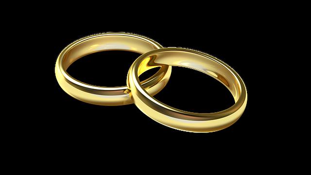 svatební kroužky