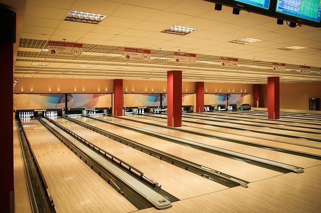 dráhy na bowling