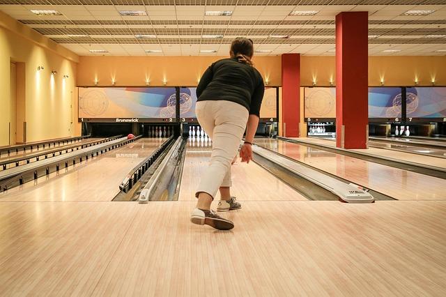 bowling hra